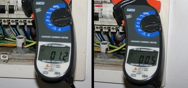 Consumo eléctrico tras la reforma