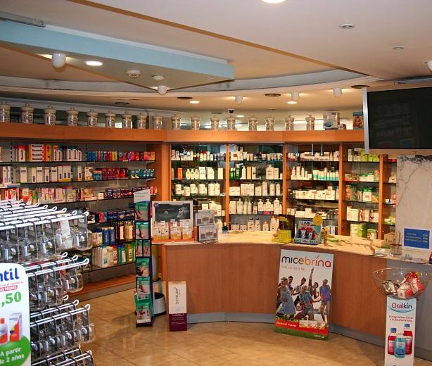Reforma de Iluminación en Farmacia (2014)